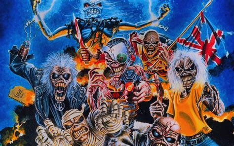 Of The Maiden iron maiden wallpapers hd