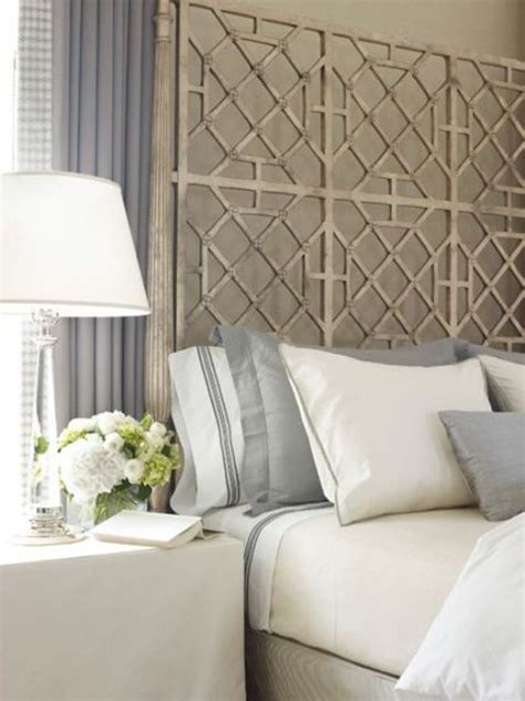 geometric headboard 28 unique metal headboards that are worth investing in