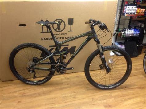 Ktm 27 5 Mountain Bike Ktm Lycan 274 2014 650b 27 5 Mountain Bikes From 163 380