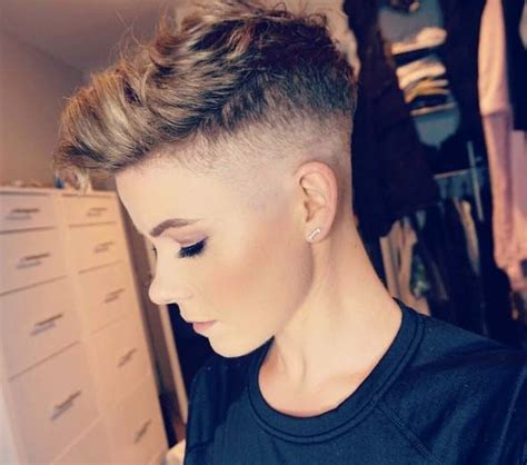 100 Top Pixie Haircuts Of All Time Shaved Pixie Side | 100 top pixie haircuts of all time shaved pixie side