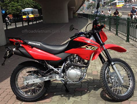 Motorrad 150ccm Kaufen by Honda Honda Xr125 150 150cc Hire In Hanoi Offroad