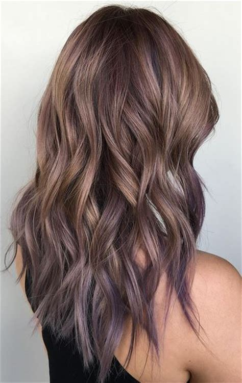 purple hair mane interest