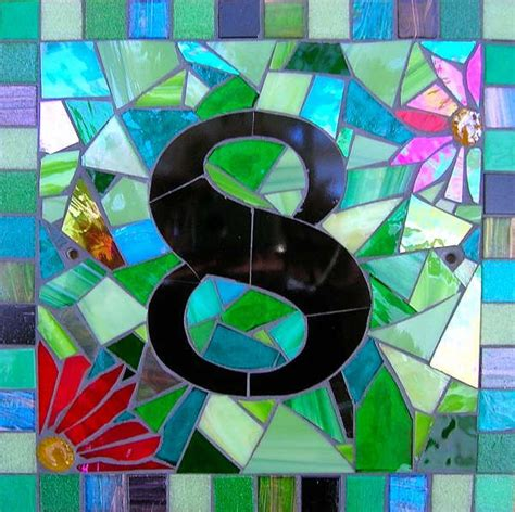 house numbers pattern house number mosaic patterns ideas tutorials diy