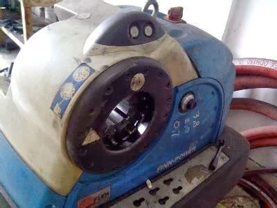 Rebil Selang Hydraulic Press Hose toko sinar teknik importir mesin pres hose finn power