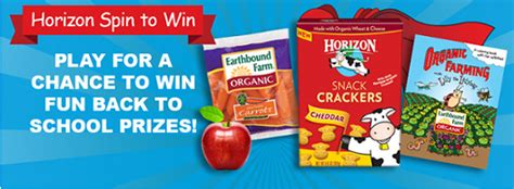 Spin To Win Sweepstakes - horizon spin to win enter to win great back to school prizes facebook