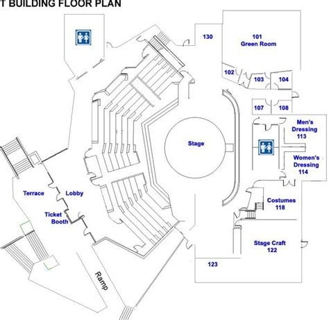 theater floor plan 8 best images about theatre plan info on pinterest