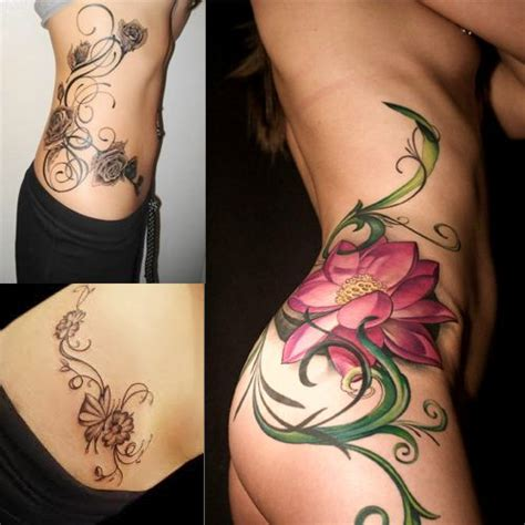 quirky tattoo pictures unusual tattoos for women flower tattoos women