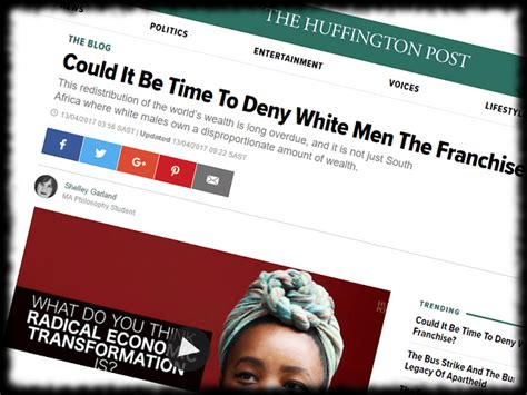 african american issues the huffington post south african press ombudsman condemns overt racism of