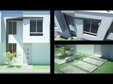 12 en casa 2 casa de 2 pisos moderna 6 x 12 metros interior villa