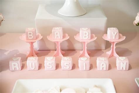 Baby Themed Cake Decorations - rocking horse baby shower party planning ideas supplies idea cake