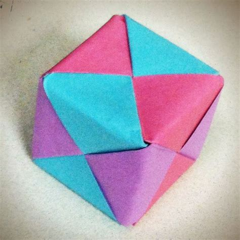 Origami Sticky Notes - origami paper origami and paper on