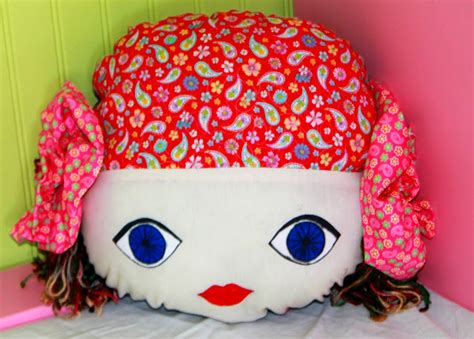 doll reader free patterns reader tutorial doll pillows and sew we craft