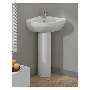 small corner pedestal bathroom sink cheviot corner pedestal sink 944w white corner