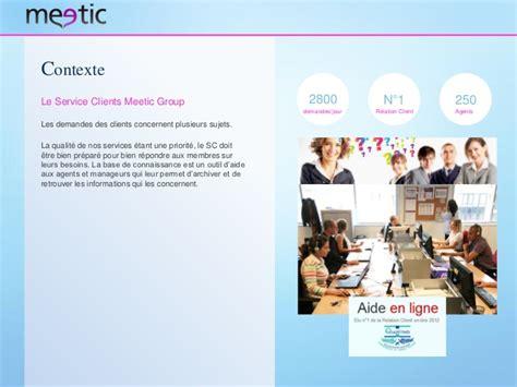 siege social meetic meetic customer care avec xwiki retour d exp 233 rience