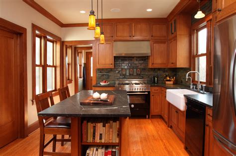 craftsman kitchen lighting crocus hill kitchen craftsman kitchen minneapolis