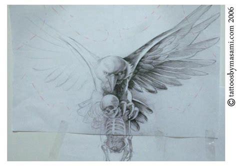 tattoo eagle sketch eagle chest tattoo sketch 2jpg