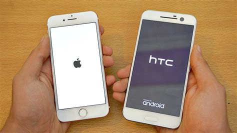 7 iphones ranked iphone 7 vs htc 10 speed test 4k