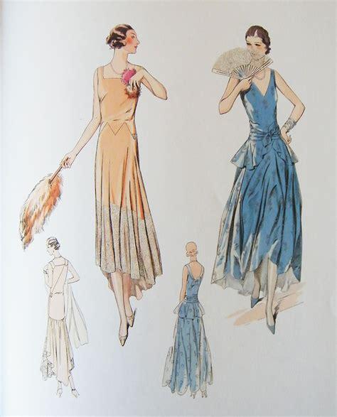 fashion illustration books 1920s fashion illustration book vintage gal