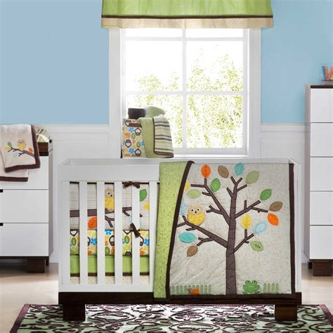 kidsline crib bedding kidsline arbor friends crib bedding collection baby