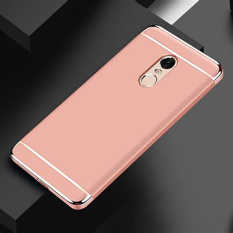 Shockproof Metal Redmi Note 3 shockproof electroplate back cover for xiaomi