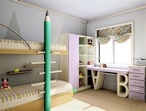 cool room decorations 15 cool and wonderful kids room design with office