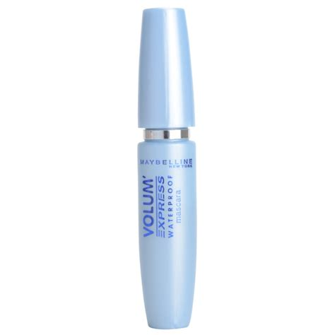 Ori Maybelline Mascara maybelline volum express waterproof mascara waterproof