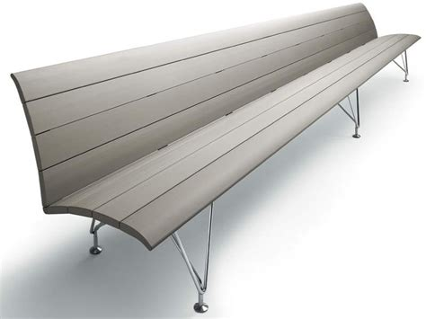 aluminium bench seating aluminium bench seating with back airport collection by