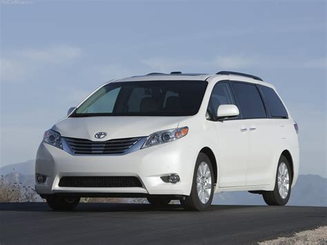 toyota sienna toyota sienna 2011 specification and prices cars