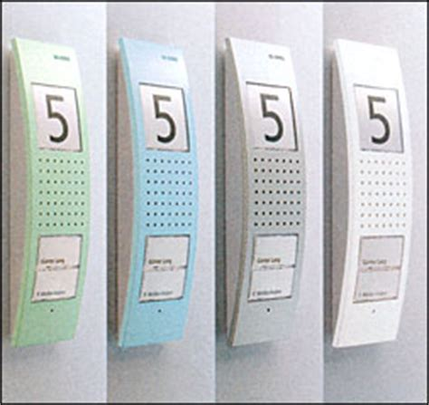 Apartment Door Entry Systems Siedle Apartment Intercom Entry System