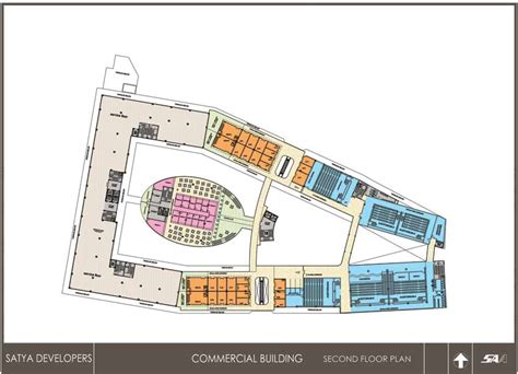 food court floor plan satya retail commercial project in sector 102 gurgaon
