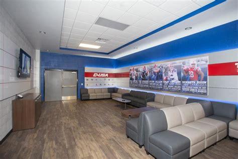 Ruston Locker Room by General Contractor Commercial Builder Ruston Baton