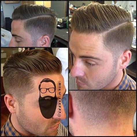 view from back of pompadour hair style 1000 ideas about combover on pinterest short haircuts