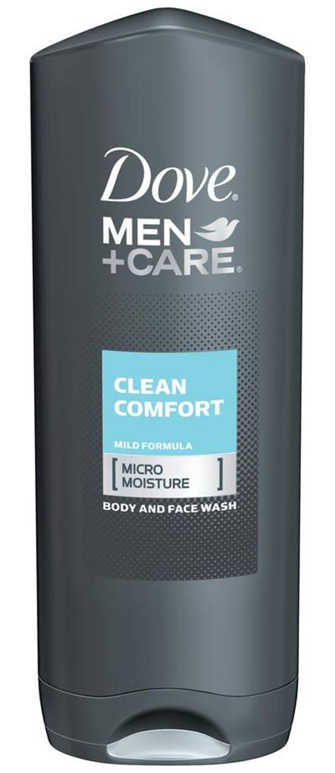 clean comfort com dove men and care body and face wash clean