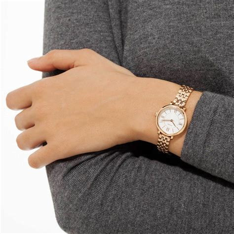 Fossil Jacquilene Gold fossil jacqueline analoguhr gold kaufen manor
