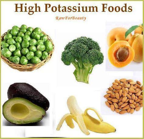fruit high in potassium factsram high potassium foods