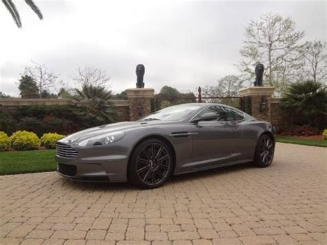 how to learn about cars 2009 aston martin dbs regenerative braking buy used 2009 aston martin in rancho santa fe california united states for us 132 850 00