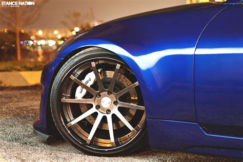 nessen forged turbo nissan 350z stancenation form gt function