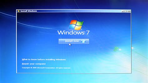 video tutorial instal windows 7 ultimate how to build a microsoft windows 7 and intel core i7 pc