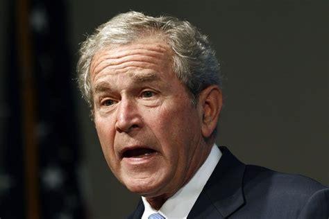 Biography George Washington Bush | george w bush i m for mitt romney washington wire wsj
