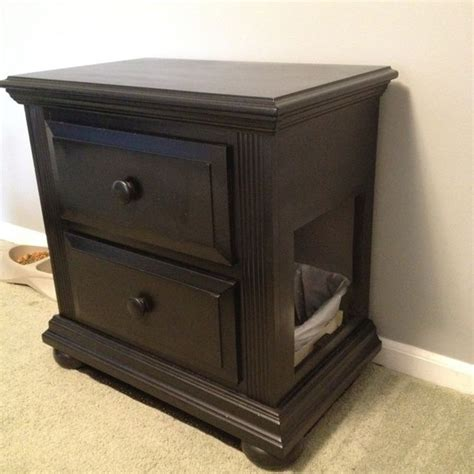End Table Litter Box by 17 Best Ideas About Litter Boxes On Cat