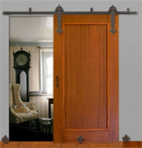 Rolling Interior Doors Rolling Barn Door Hardware By Custom Service Hardware Inc