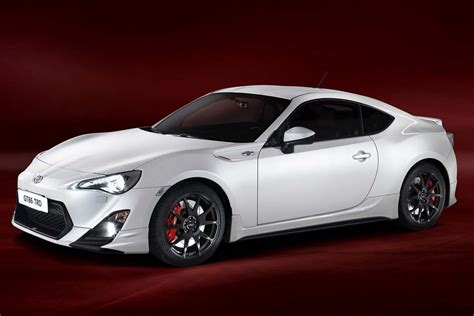toyota introduces trd performance line accessories for gt 86