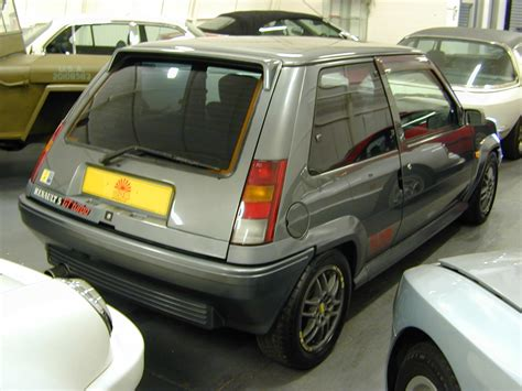renault car 1990 used 1990 renault 5 for sale in pistonheads