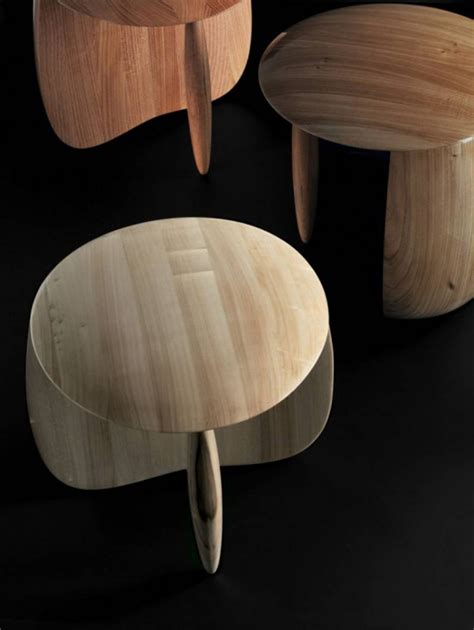 Stool Is Not Solid by Solid Wooden Stool Decor Iroonie
