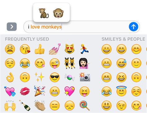 emoji ios 10 get to know messages in ios 10 apple s overloaded attack