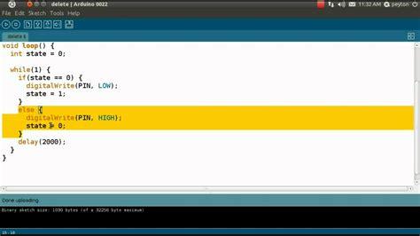 tutorial arduino ubuntu square waveform generation tutorial using arduino uno and