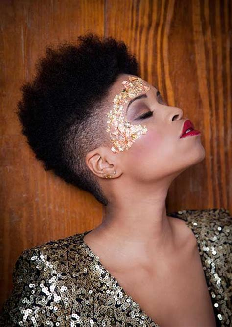 undercut hairstyles black hair 25 pictures of short hairstyles for black women short