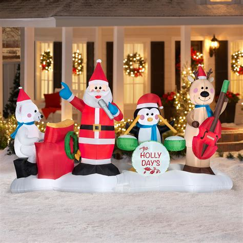 walmart outdoor christmas decorations 2017 best business
