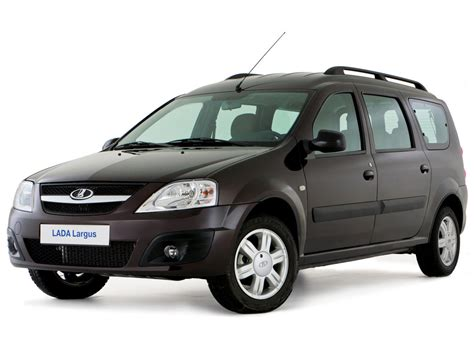 Lada Evolution Lada Rebadges Dacia Mcv As Largus Wagon Autoevolution