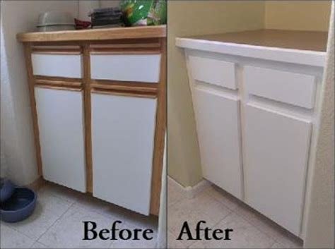 Updating Laminate Kitchen Cabinets by Oltre 1000 Idee Su Laminate Cabinet Makeover Su Pinterest